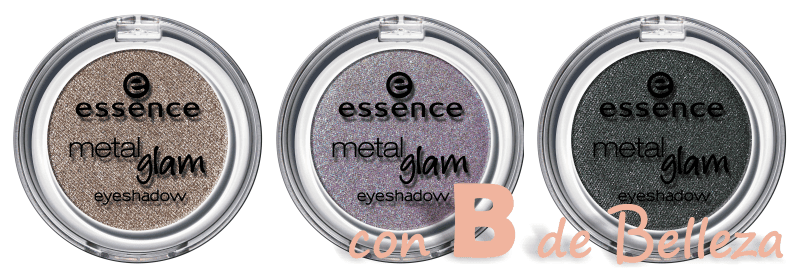 Metal glam Essence