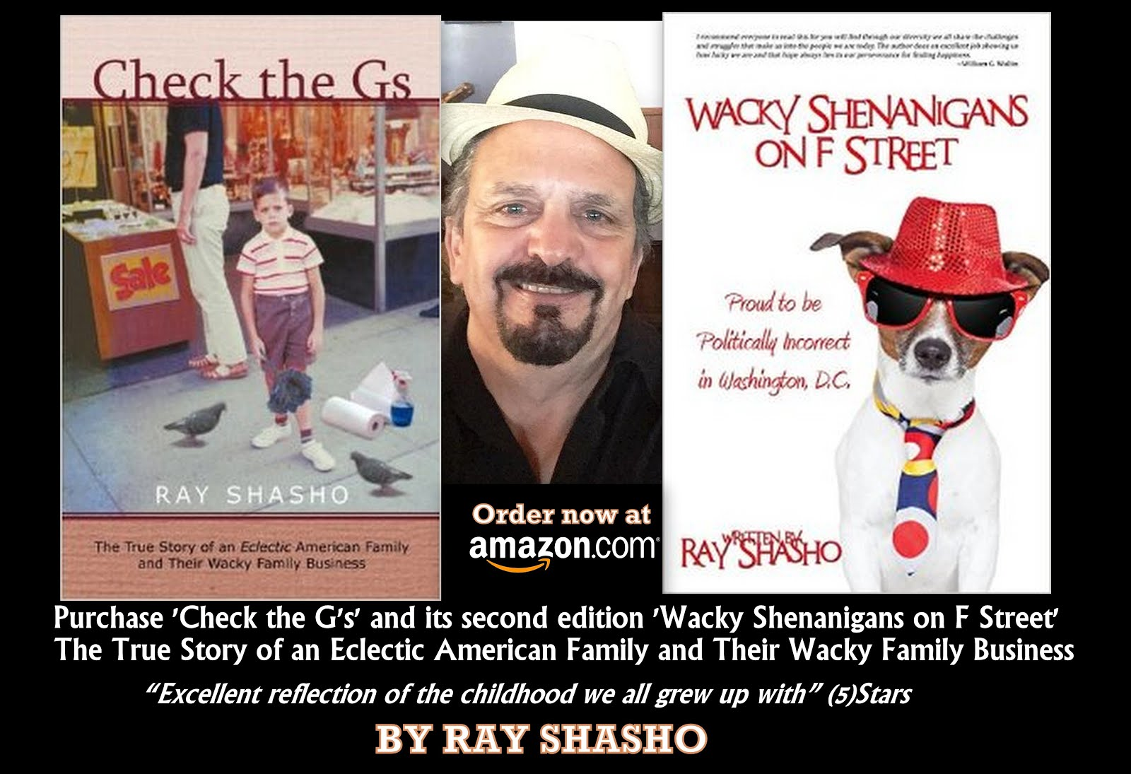 Purchase Ray's book
