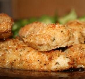 Weight Watchers Parmesan Chicken Recipe