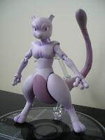 D-Arts Mewtwo Bandai Pokémon Nintendo