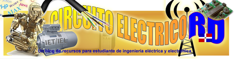 CIRCUITO ELECTRICO RD