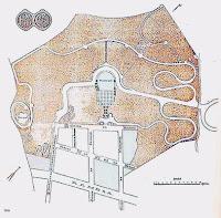 La urbanizacion del parque Guell