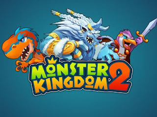 Screenshots of the Monster kingdom 2 for Android tablet, phone.