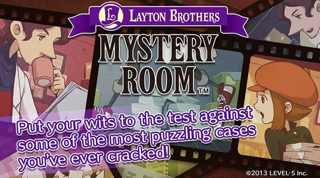 Layton Brothers Mystery Room-Android game