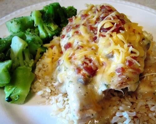 Creamy Crock Pot Ranch Cheddar Chicken Recipe