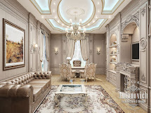 Luxury Offices Interior Design Classic