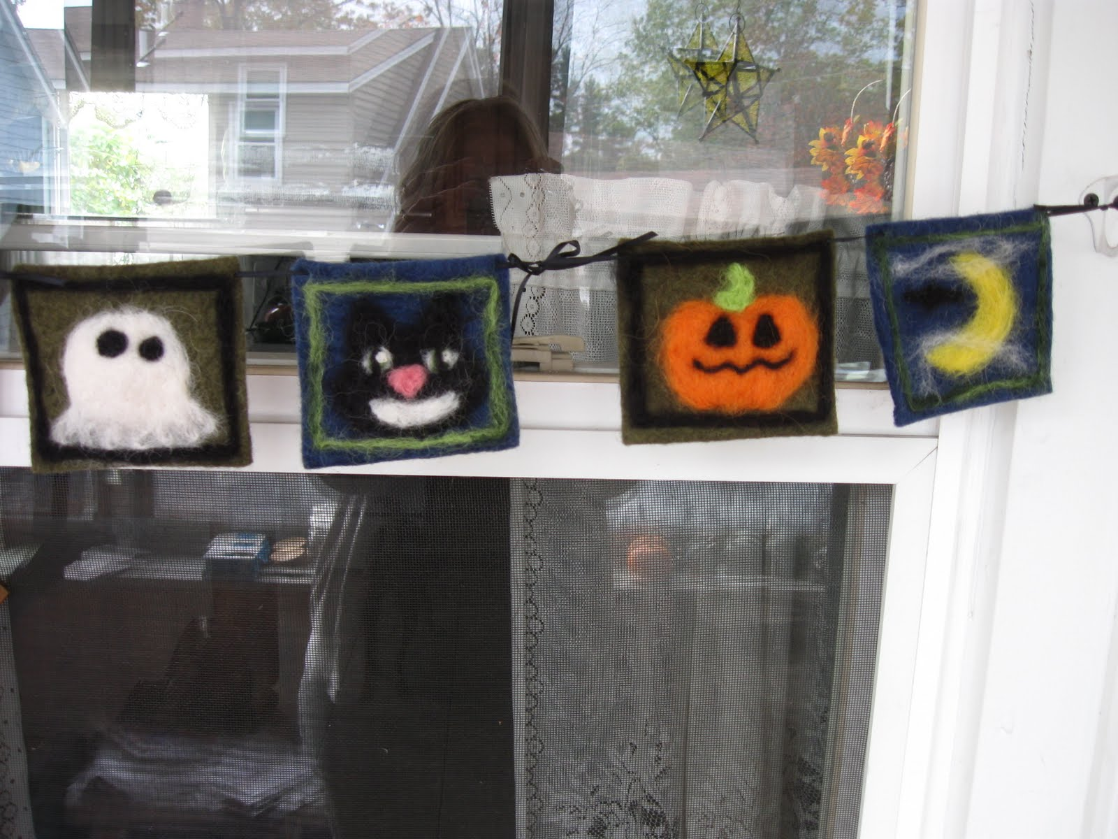 Halloween Needlefelts