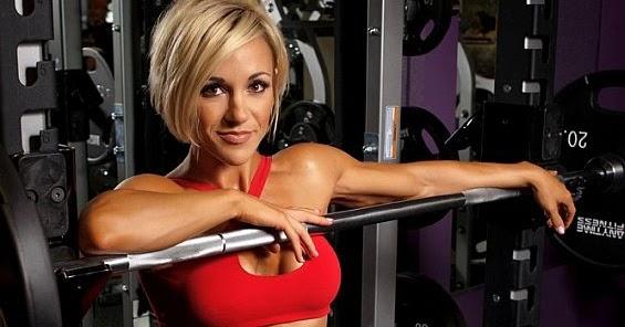 Female Fitness and Bodybuilding Beauties: Jessie ...