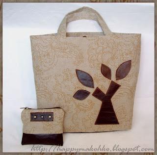 летняя сумка, косметичка