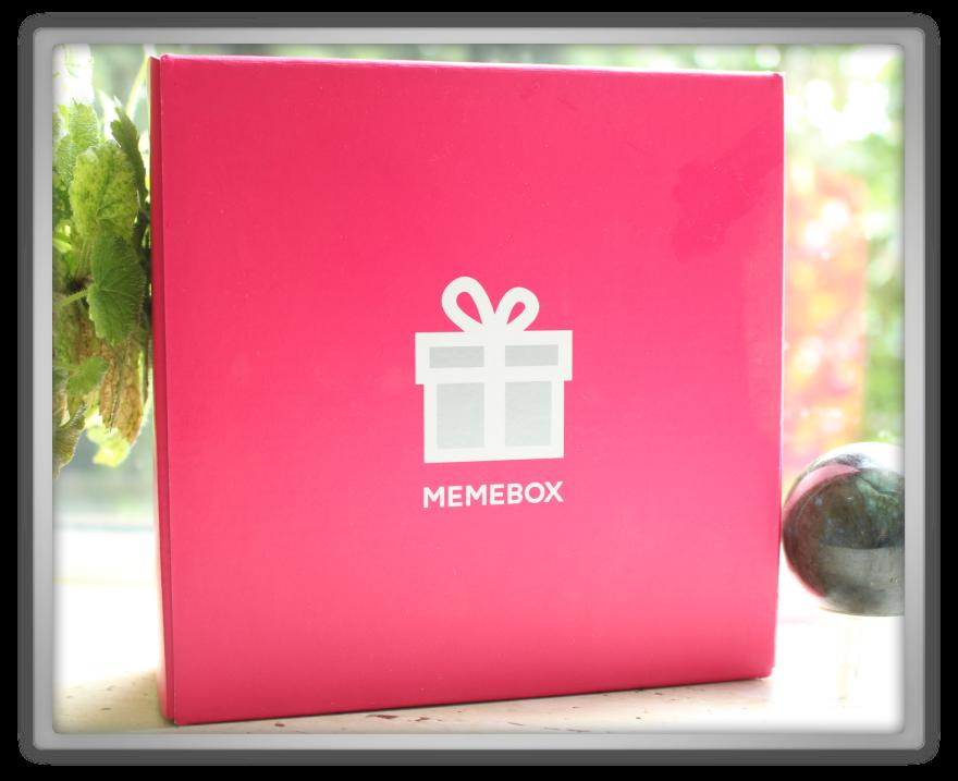 겟잇뷰티박스 by 미미박스 memebox beautybox naked nakedbox #14 unboxing review preview box
