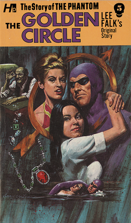 The PHANTOM AVON NOVELS