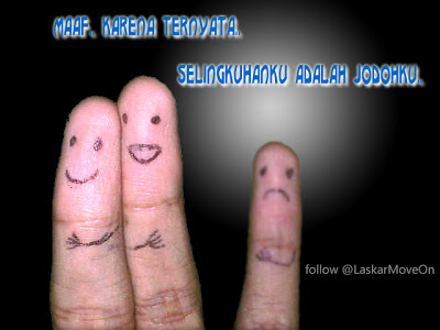 gambar lucu jari