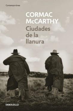 Ciudades de la llanura Cormac McCarthy