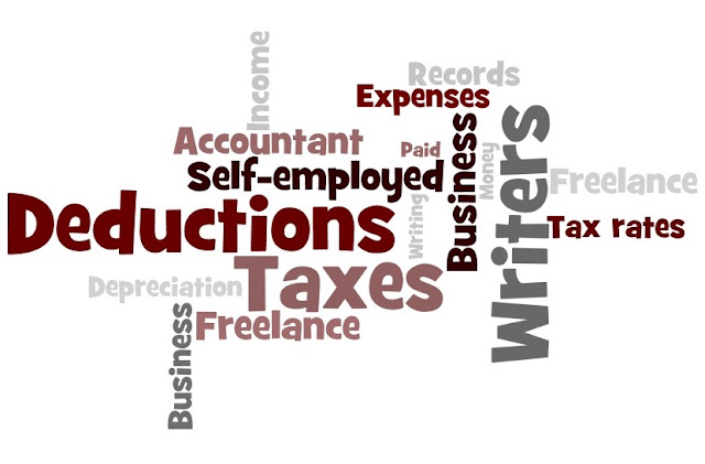 Taxes for Writers
