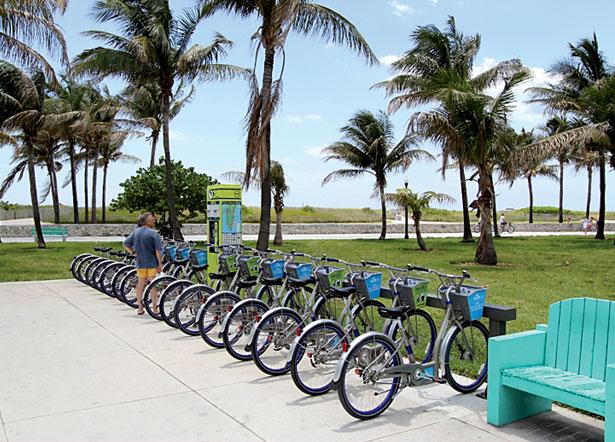 DecoBike Andar de Bicicleta Miami