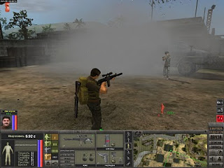 Screenshot 7.62 High Calibre PC Game