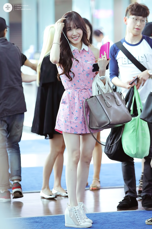 My K Pop Database 130526 Snsd Airport Fashion