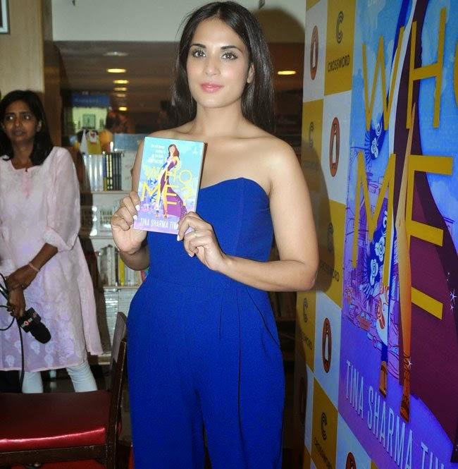 Richa Chadda At Launch Of Tina Sharma's Book