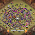 Best Base War TH 10