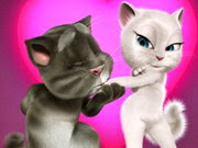 Talking Tom Valentine | Toptenjuegos.blogspot.com