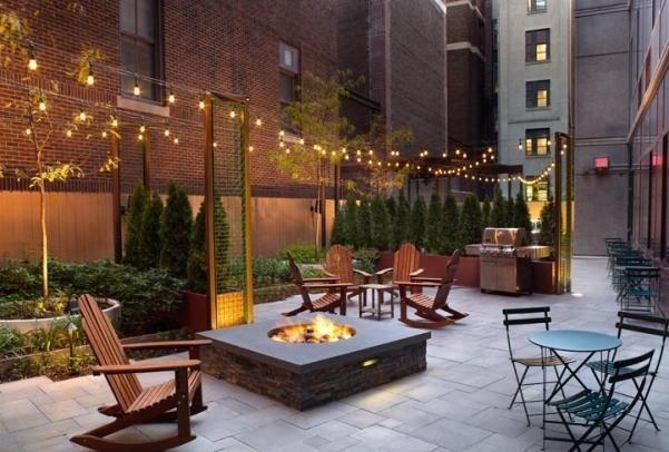 terrazas minimalistas en nueva york
