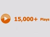 15000 Soundcloud Plays