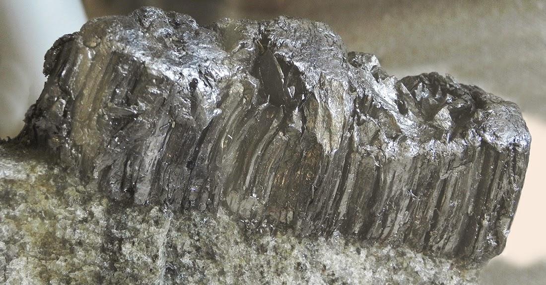 Minerales  Grafito