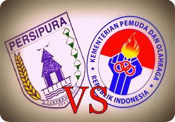 Kemenpora Dalang Pembatalan Persipura vs Pahang FA