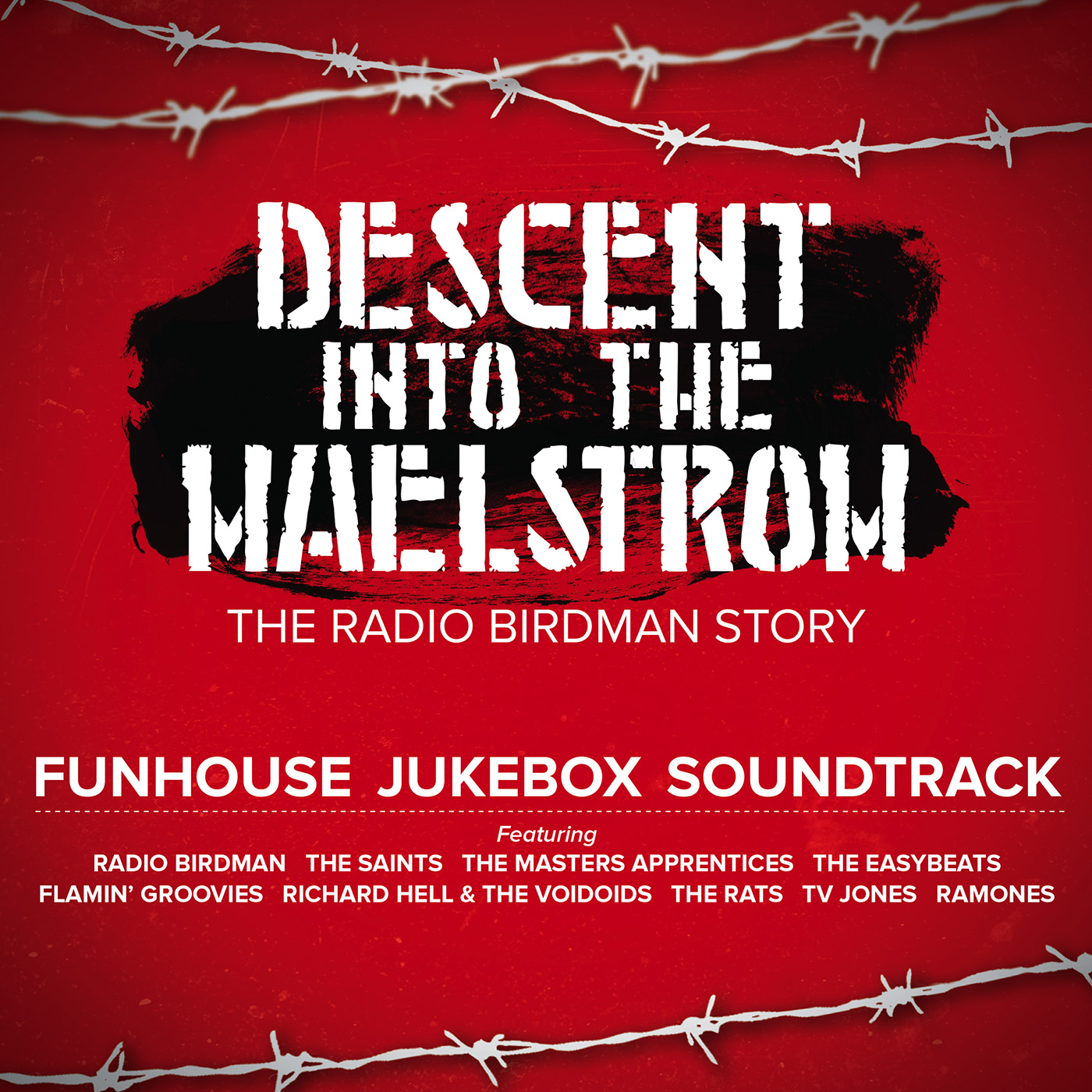 Descent Into The Maelstrom – Funhouse Jukebox Soundtrack