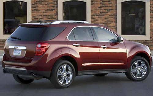 2011 Chevrolet Equinox Suv Car Most Popular Fast Spy