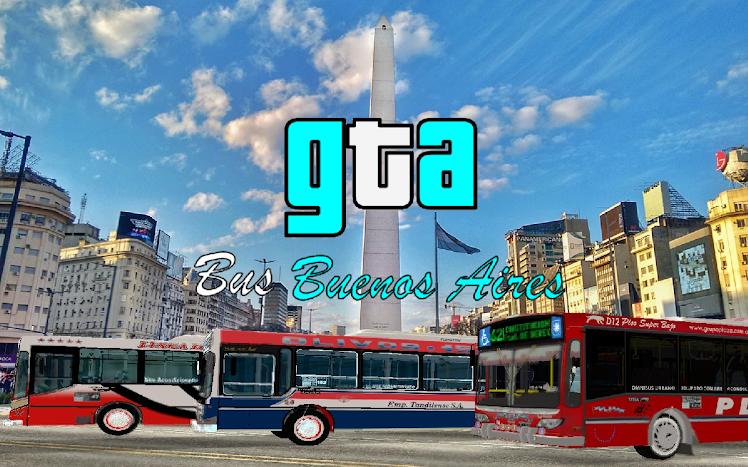 GTA Bus Buenos Aires
