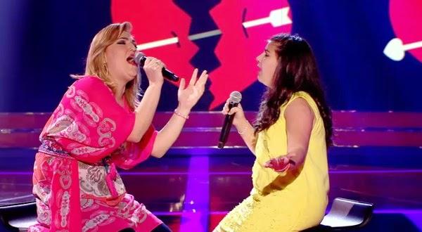 Veronica y Yudit cantan Se nos rompió el amor