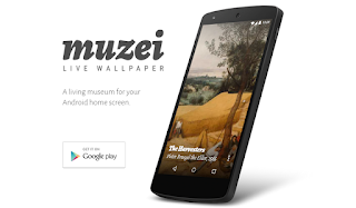 Muzei Android Live Wallpaper செயலி