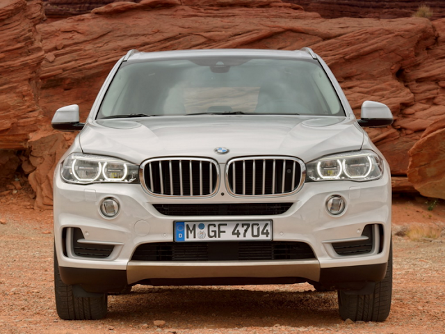 2017 BMW X7 Powertrain and Changes