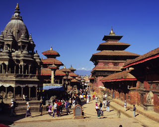 Tourist attraction in Kathmandu
