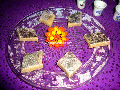 Walnut Katli recipe / Walnut Burfi Recipe / Walnut Fudge Recipe / Akhrot Burfi / Akroot Burfi