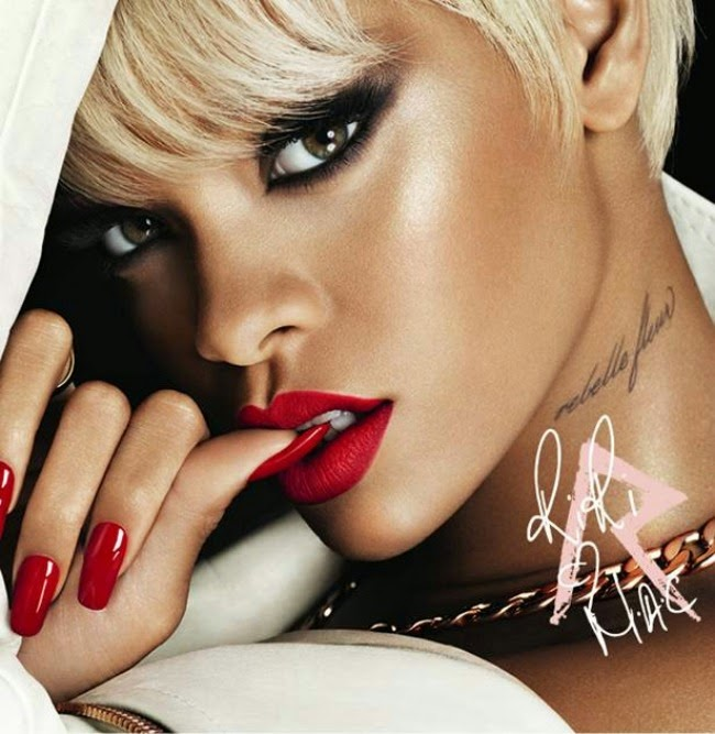 RiRi hearts MAC Christmas 2013