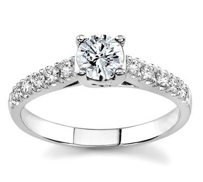 There are many reasons to buy engagement rings and wedding rings on the