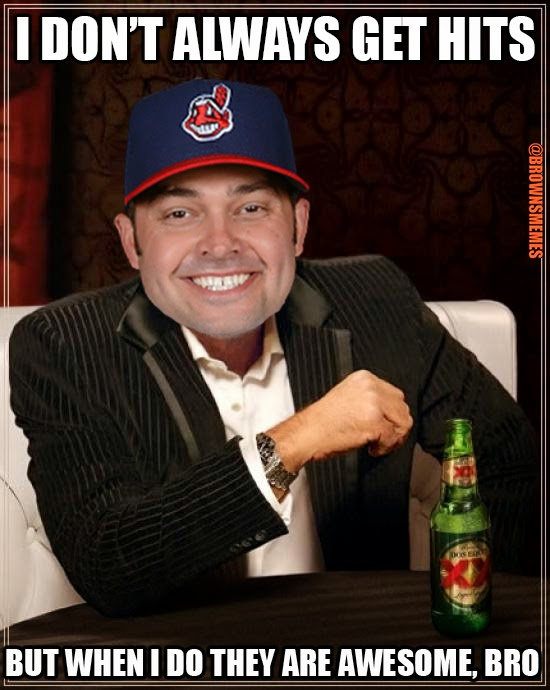 Nick Swisher Cleveland Indians Memes