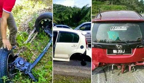 Perodua Jawab Fitnah Gandar Belakang Myvi dan Alza Mudah Tercabut Oleh Pengendali Page Facebook
