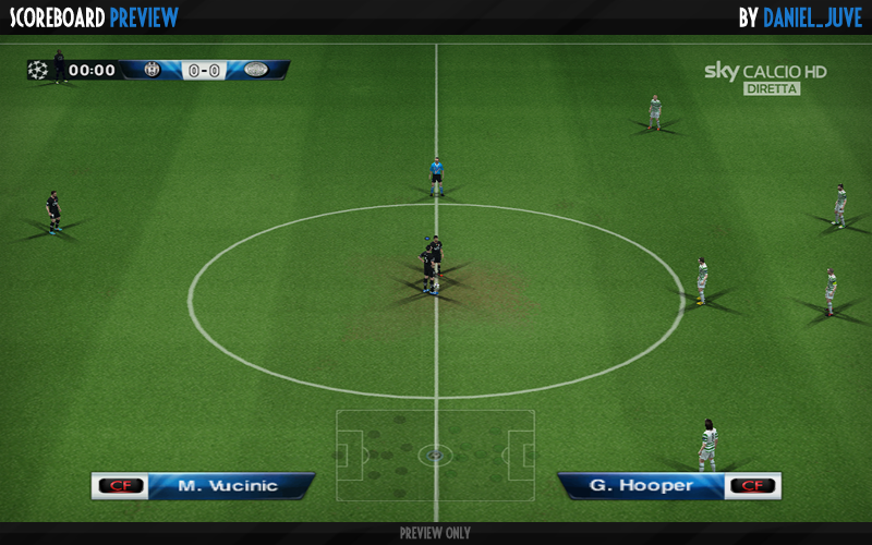 Scorebords HD For PES 6 – patchpes06