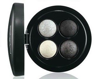 MAC mineralized eyeshadow x4 a waft of grey