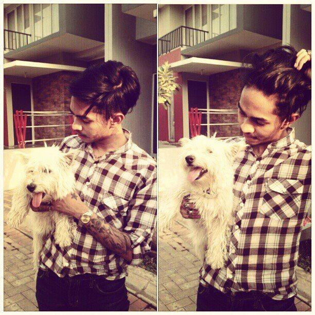 Onadio Leonardo + Anjing