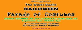 OBXE Halloween Parade!