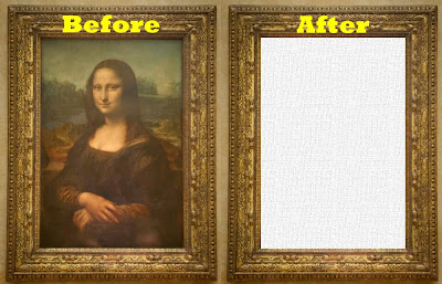 Mona Lisa, Louvre, France, painting restoration, art restoration