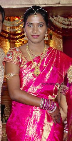 latest jewellery trends latest jewellery Pruthviraj Reddy-Madhuri ...