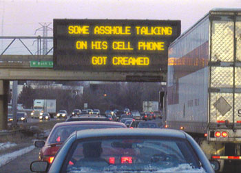 I blog therefore I am!: Funny traffic signs