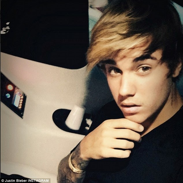 Justin Bieber's New Hair
