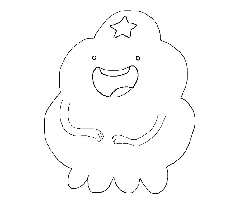Adventure Time Breakfast Princess Free Coloring Pages Lumpy Space Princess Coloring Pages Printable