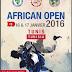 AFRICAN OPEN TUNIS 2016. <BR>16 y 17 de enero.